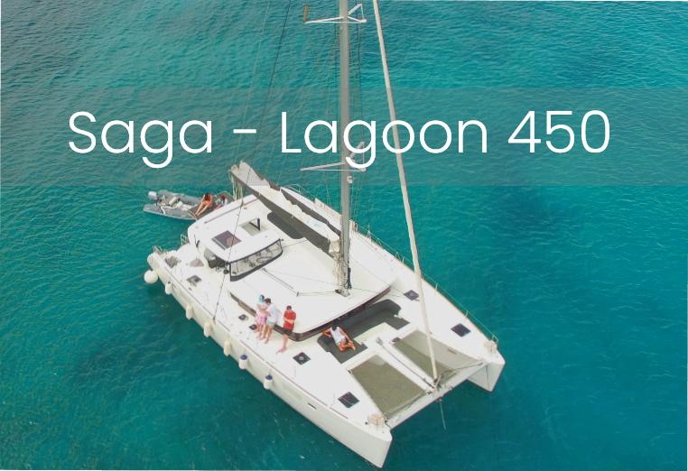 Saga Lagoon 450